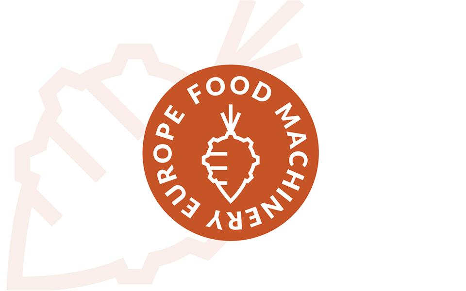 projekt logo firma produkująca jedzenie