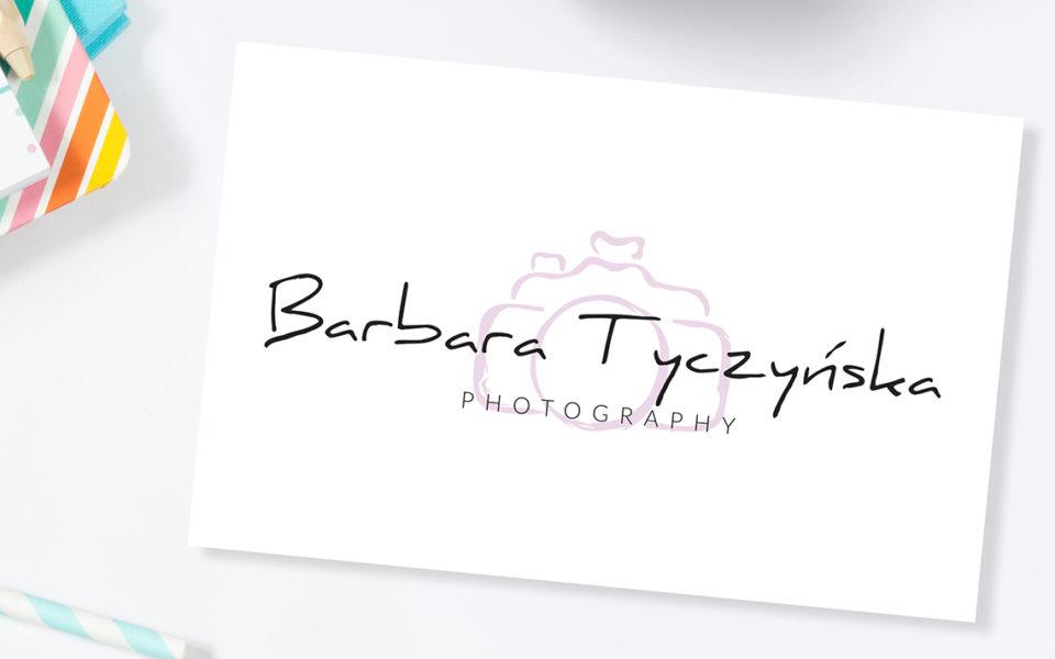 projekt logo fotograf