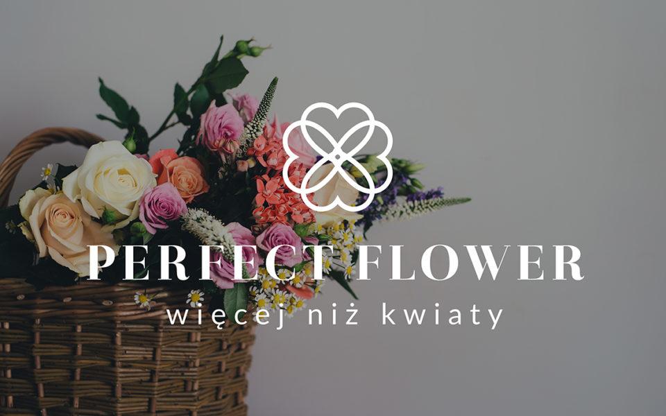projekt logo kwiaciarni