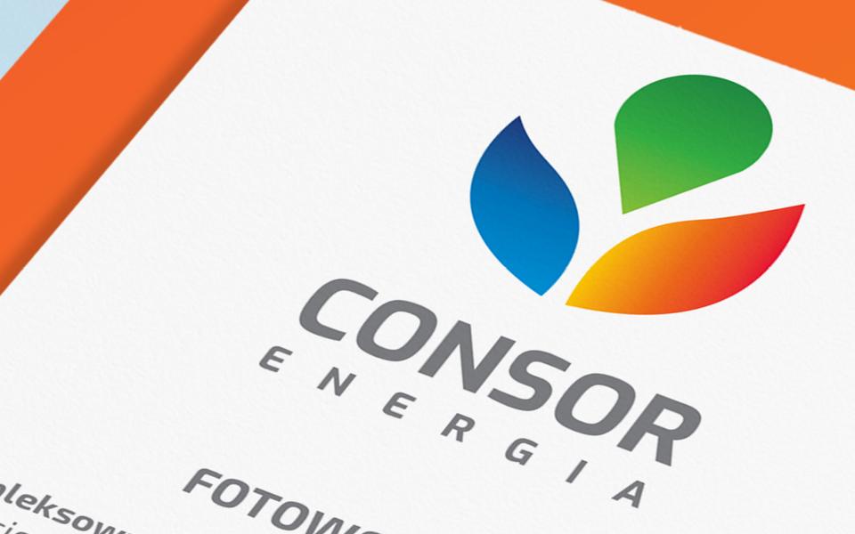 projekt logo odnawialne źrodła energii