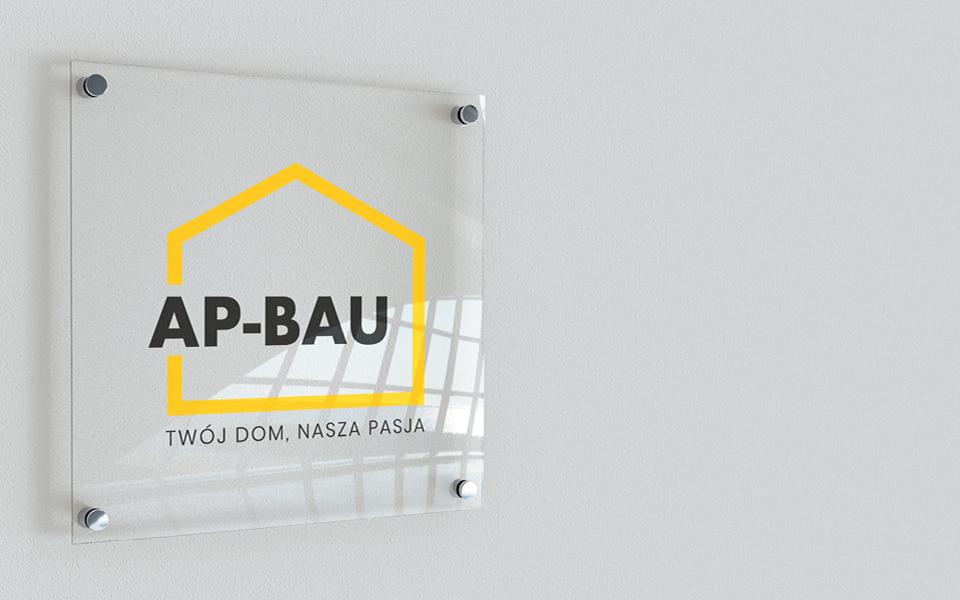 projekt logo usługi budowlana