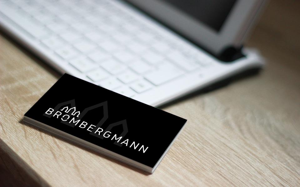 projekt wizytowki brombergmann