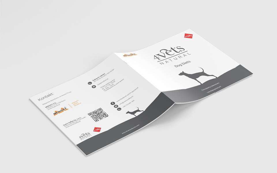 wydruk broszura na zszywki 4vets 2