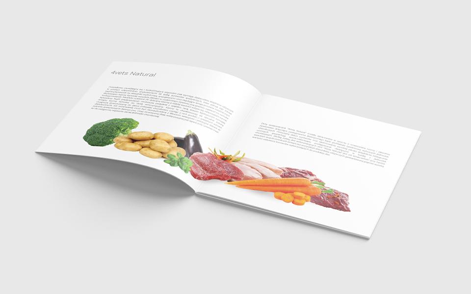 wydruk broszura na zszywki 4vets 4